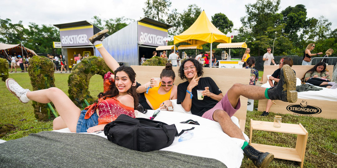 Strongbow-Laneway-Guerilla-Brand-Activation