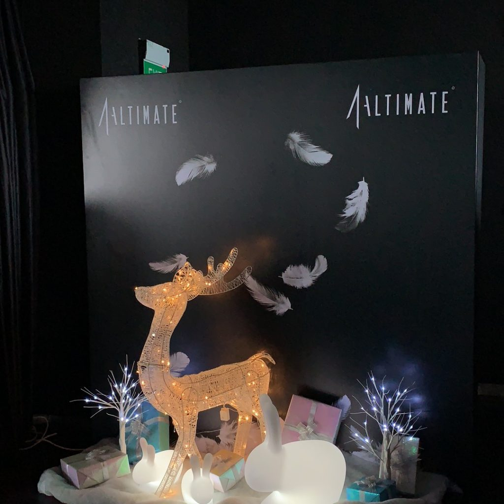 Altimate Christmas & NYE_photowall