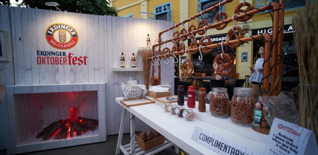 Erdinger Oktoberfest 2019_lounge area